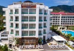 Почивка през септември в Munamar Beach Residence 5*, Мармарис! 7 нощувки на база All Inclusive, възможност за транспорт - Снимка