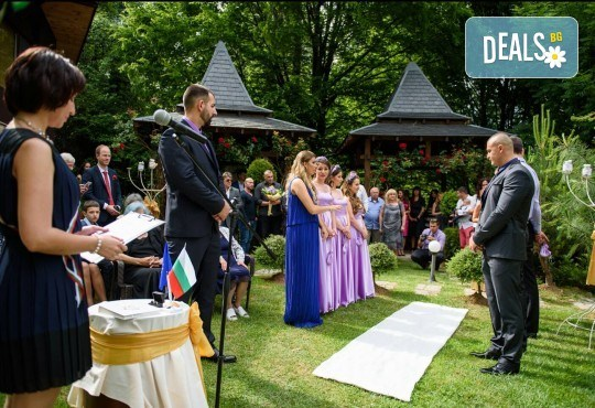 За Вашата сватба! Водещ на изнесен ритуал на избрана локация в София, от MUSIC for You! - Снимка 7