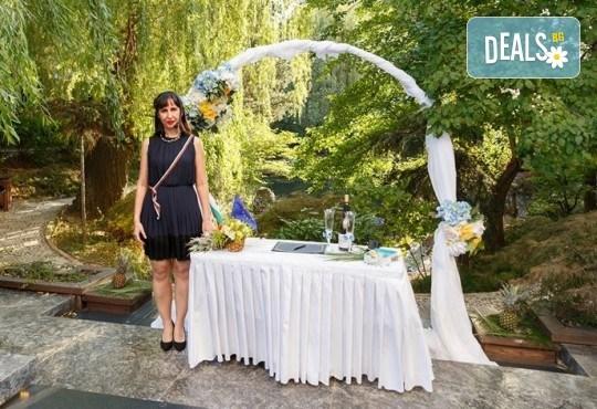 За Вашата сватба! Водещ на изнесен ритуал на избрана локация в София, от MUSIC for You! - Снимка 1