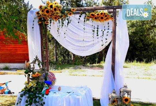 За Вашата сватба! Водещ на изнесен ритуал от MUSIC for You