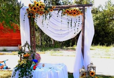 За Вашата сватба! Водещ на изнесен ритуал на избрана локация в София, от MUSIC for You! - Снимка