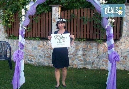 За Вашата сватба! Водещ на изнесен ритуал на избрана локация в София, от MUSIC for You! - Снимка 6