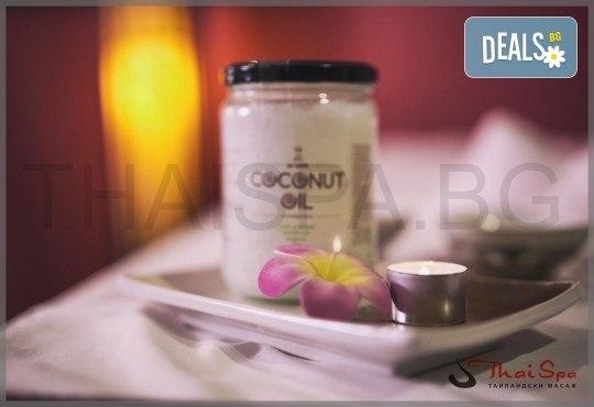 65-минутен СПА ритуал за гладка и сияйна кожа! Детокс вана със соли и масла от Тайланд и терапия за лице, за един или двама в Thai SPA, Sopharma Towers - Снимка 6