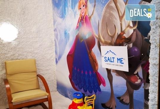 65-минутен СПА ритуал за гладка и сияйна кожа! Детокс вана със соли и масла от Тайланд и терапия за лице, за един или двама в Thai SPA, Sopharma Towers - Снимка 11