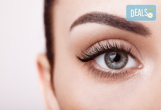 Красиви очи! Трайно извиване и боядисване на мигли в салон за красота Bellisima - Снимка 2