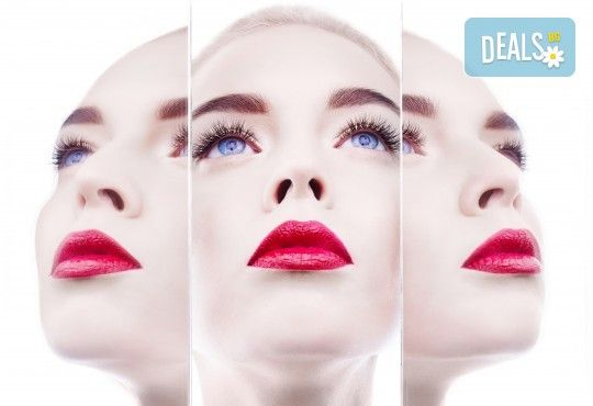 Неинвазивно влагане на хиалурон на лице и/или устни чрез ултразвук в салон за красота Bellisima - Снимка 3