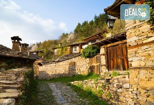 За 1 ден през пролетта до с. Лещен и Ковачевица: транспорт и екскурзовод
