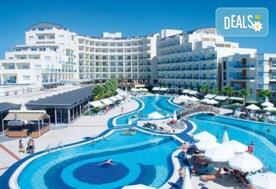 Почивка в Кушадасъ, с BELPREGO Travel! Хотел Otium Sealight Resort 5*: 7 нощувки Ultra All Inclusive, възможност за транспорт - Снимка 1