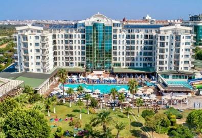 Ранни записвания за лятна почивка в Дидим с Belprego Travel! Didim Beach Elegance 5*, 7 нощувки на база All Inclusive, възможност за транспорт - Снимка