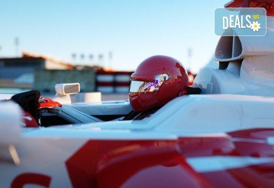 Формула 1 през юли в Будапеща: 2 нощувки със закуски, транспорт и водач