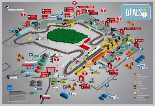 Гледайте Формула 1 през юли в Будапеща! 2 нощувки със закуски, транспорт, водач и панорамна обиколка в Будапеща - Снимка 3