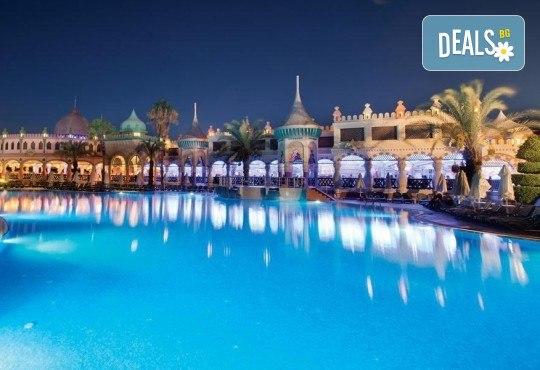 Великденска почивка на супер цена в Kamelya K Club 5* в Сиде! 7 нощувки на база Ultra All Inclusive, самолетен билет и трансфери - Снимка 1