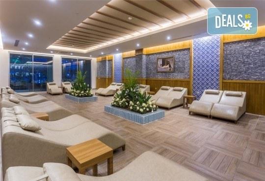 Почивка през май в Анталия, Алания, Турция, с BELPREGO Travel ! Lonicera Resort and Spa Hotel 5*: 7 нощувки на база Ultra All Inclusive, възможност за транспорт - Снимка 11