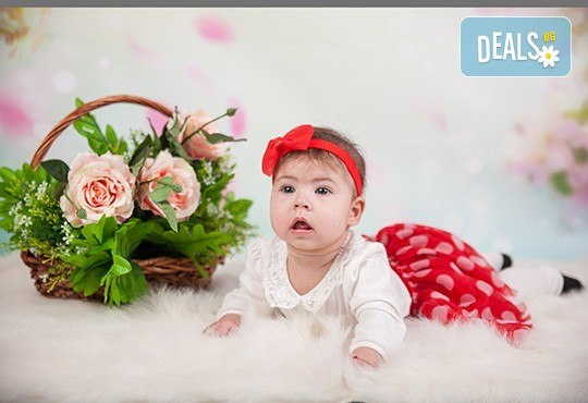 Професионална детска или семейна фотосесия по избор, в студио или външна и обработка на всички заснети кадри от Chapkanov Photography - Снимка 25