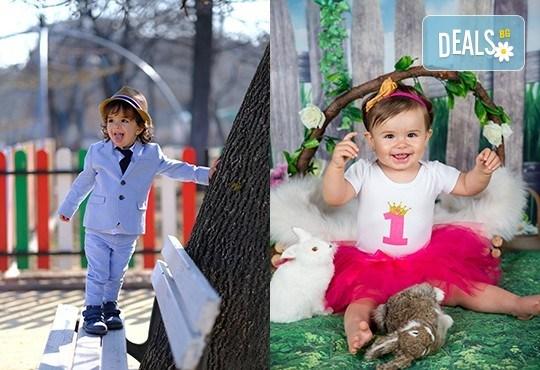 Професионална детска или семейна фотосесия по избор, в студио или външна и обработка на всички заснети кадри от Chapkanov Photography - Снимка 27