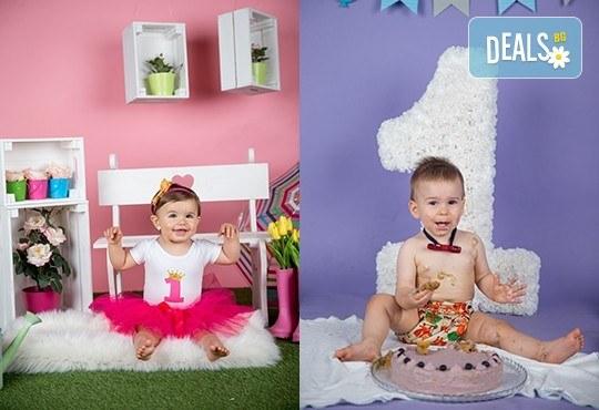 Професионална детска или семейна фотосесия по избор, в студио или външна и обработка на всички заснети кадри от Chapkanov Photography - Снимка 32