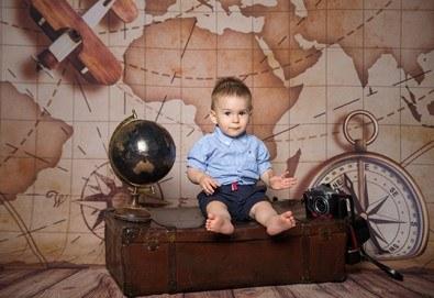 Професионална детска или семейна фотосесия по избор, в студио или външна и обработка на всички заснети кадри от Chapkanov Photography - Снимка
