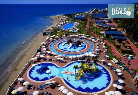 Лятна почивка в Анталия с BELPREGO Travel ! Eftalia Marin Resort 5*: 7 нощувки на база Ultra All Inclusive, възможност за транспорт - Снимка 1