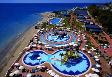 Лятна почивка в Анталия с BELPREGO Travel ! Eftalia Marin Resort 5*: 7 нощувки на база Ultra All Inclusive, възможност за транспорт - Снимка