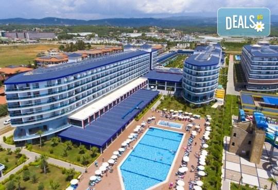 Лятна почивка в Анталия с BELPREGO Travel ! Eftalia Marin Resort 5*: 7 нощувки на база Ultra All Inclusive, възможност за транспорт - Снимка 2
