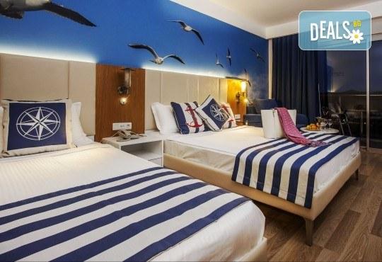 Лятна почивка в Анталия с BELPREGO Travel ! Eftalia Marin Resort 5*: 7 нощувки на база Ultra All Inclusive, възможност за транспорт - Снимка 7
