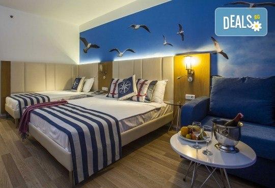 Лятна почивка в Анталия с BELPREGO Travel ! Eftalia Marin Resort 5*: 7 нощувки на база Ultra All Inclusive, възможност за транспорт - Снимка 8