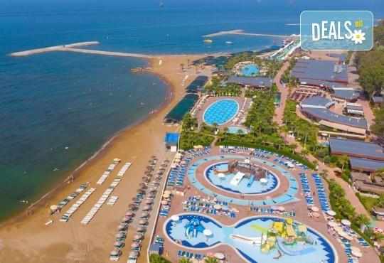 Лятна почивка в Анталия с BELPREGO Travel ! Eftalia Marin Resort 5*: 7 нощувки на база Ultra All Inclusive, възможност за транспорт - Снимка 3
