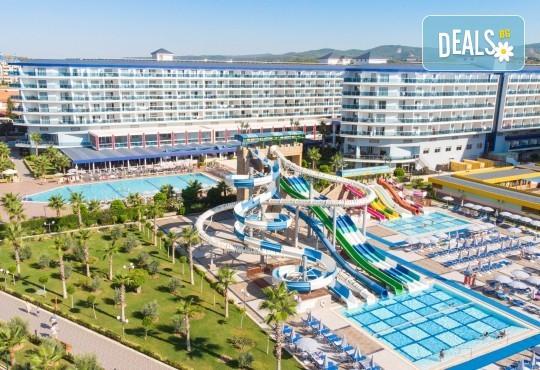 Лятна почивка в Анталия с BELPREGO Travel ! Eftalia Marin Resort 5*: 7 нощувки на база Ultra All Inclusive, възможност за транспорт - Снимка 5