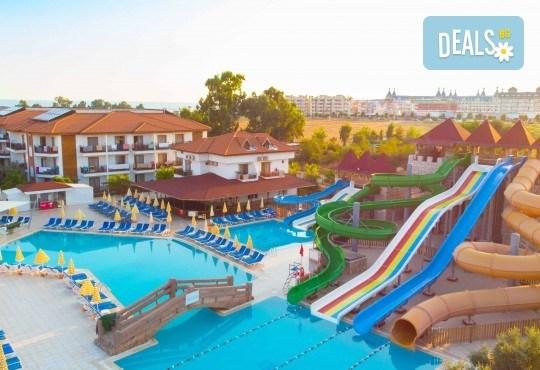 Лятна почивка в Анталия, Турция, с BELPREGO Travel: Eftalia Village 4*, 7 нощувки на база All Inclusive, възможност за транспорт - Снимка 1