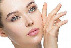 Спрете времето с комбинирана подмладяваща терапия за лице! Радиочестотен лифтинг, криотерапия за затваряне на порите и LED терапия в Narmaya beauty lounge - Снимка