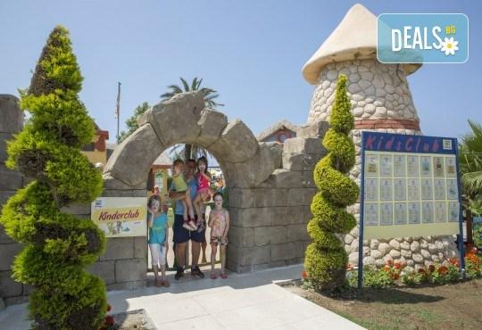 Лятна почивка в Анталия с BELPREGO Travel! Club Calimera Serra Palace 5*: 7 нощувки на база Ultra All Inclusive, възможност за транспорт - Снимка 14