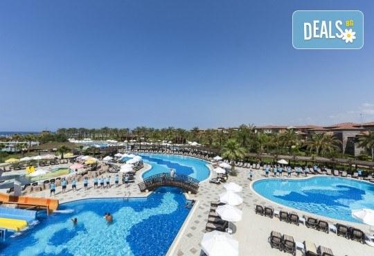 Лятна почивка в Анталия с BELPREGO Travel! Club Calimera Serra Palace 5*: 7 нощувки на база Ultra All Inclusive, възможност за транспорт - Снимка 2