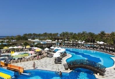 Лятна почивка в Анталия с BELPREGO Travel! Club Calimera Serra Palace 5*: 7 нощувки на база Ultra All Inclusive, възможност за транспорт - Снимка
