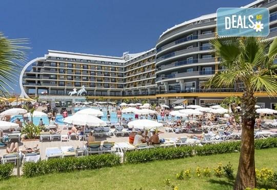 Почивка в Анталия, Турция, с BELPREGO Travel! Senza The Inn Resort & Spa 5*: 7 нощувки на база Ultra all Inclusive, възможност за транспорт - Снимка 2