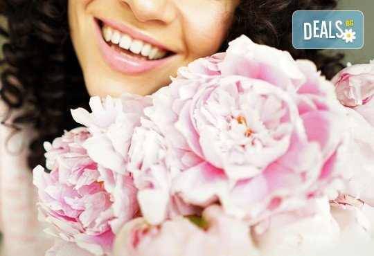 Професионално избелване на зъби до 3 тона в Калиатеа Дент