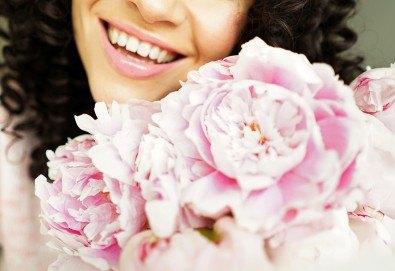 Неустоима усмивка! Професионално избелване на зъби до 3 тона в АГППДП Калиатеа Дент - Снимка