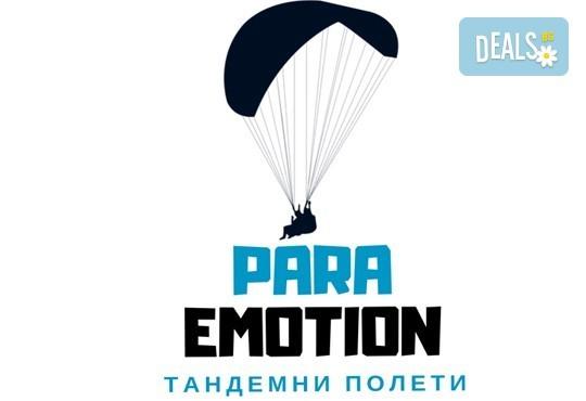 Тандемен полет с парапланер край Витоша, Чепън планина до Драгоман и Конявска планина до Кюстендил + видеозаснемане от Para Emotion - Снимка 2