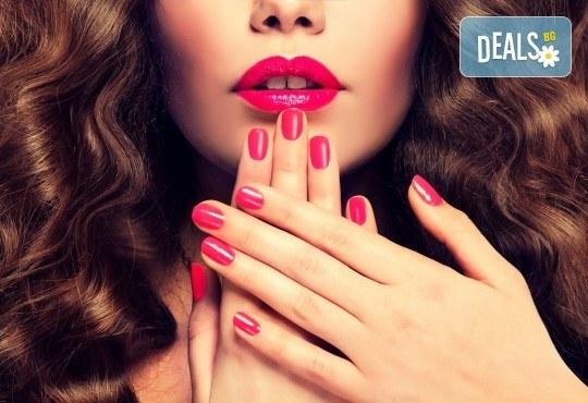 Перфектни цветове! Дълготраен маникюр с гел лак BlueSky, Shellac и CND в Салон за красота Miss Beauty! - Снимка 2