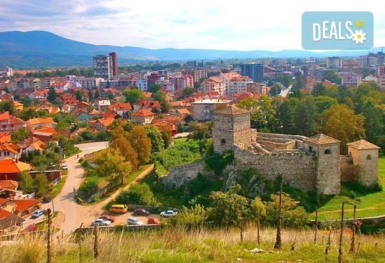 Екскурзия до Ниш и Пирот: 1 нощувка, закуска и вечеря, транспорт и екскурзовод