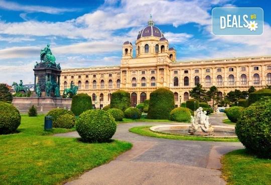 Екскурзия до аристократичната Виена! 4 нощувки със закуски в хотел 3*, самолетен билет за полет от София, екскурзоводско обслужване - Снимка 3