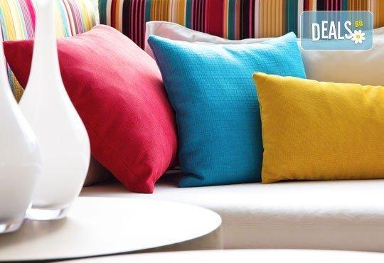 Мокро пране с професионална машина на мека мебел, дивани, килими, матраци в разлчини комбинации от фирма Авитохол - Снимка 1