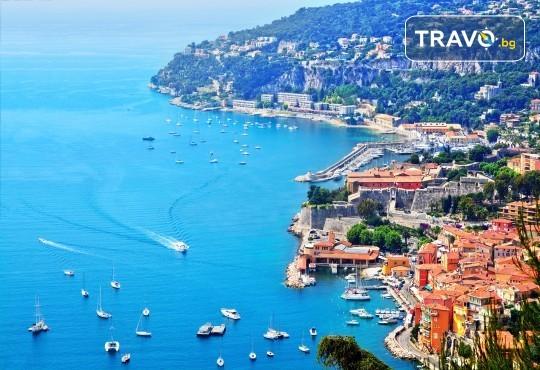Пролетна романтика на Лазурния бряг! 3 нощувки и закуски в Кан, самолетен билет, ексурзовод и посещение на Ница и Антиб - Снимка 1