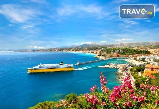 Пролетна романтика на Лазурния бряг! 3 нощувки и закуски в Кан, самолетен билет, ексурзовод и посещение на Ница и Антиб - Снимка 3