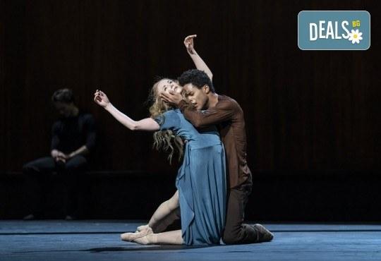 Ексклузивно в Кино Арена! Световна премиера на балетния спектакъл Челистката и Танци заедно на Кралската опера в Лондон, на 08., 11. и 12.04. в София и страната - Снимка 5