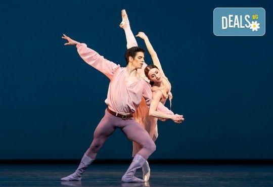Ексклузивно в Кино Арена! Световна премиера на балетния спектакъл Челистката и Танци заедно на Кралската опера в Лондон, на 08., 11. и 12.04. в София и страната - Снимка 6