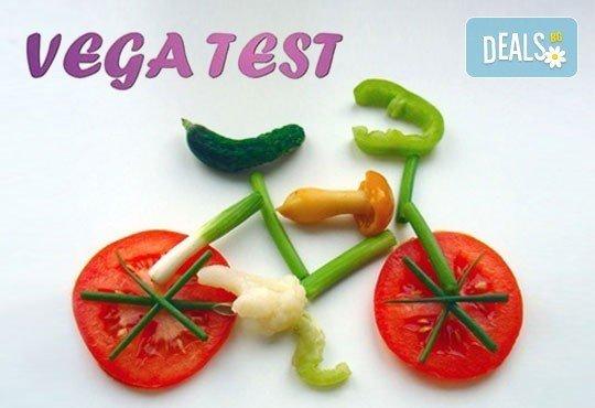 Грижа за здравето и добрата фигура! Вега тест на 199 храни, напитки и алергени в NSB Beauty Center - Снимка 1