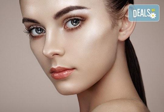 Красиви очи! Ламиниране, ботокс и боядисване на мигли в NSB Beauty Center - Снимка 1