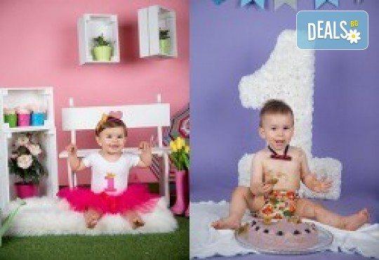 Индивидуална, детска или семейна фотосесия в студио и обработка на всички заснети кадри от Chapkanov photography - Снимка 31