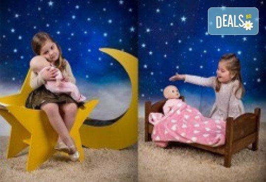 Индивидуална, детска или семейна фотосесия в студио и обработка на всички заснети кадри от Chapkanov photography - Снимка 11