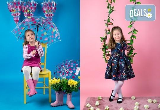 Индивидуална, детска или семейна фотосесия в студио и обработка на всички заснети кадри от Chapkanov photography! - Снимка 11